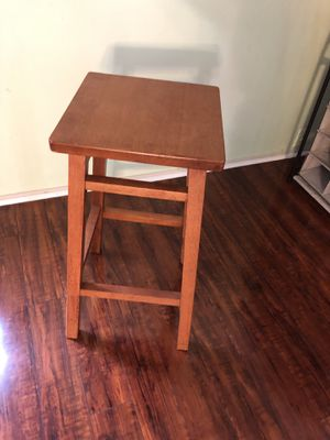 3 wooden stools for sale for Sale in Pacheco, CA