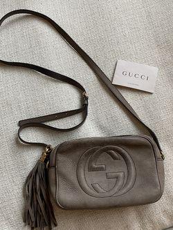 Gucci Soho Nubuck Leather Disco Bag for Sale in Seattle,  WA