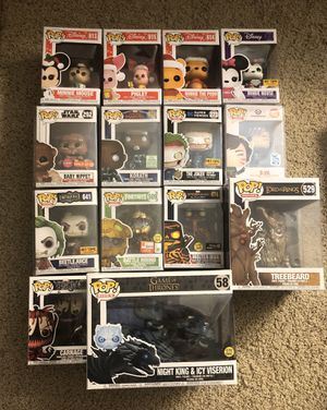 FUNKO POPS FOR SALE. $15 EACH! for Sale in San Francisco, CA
