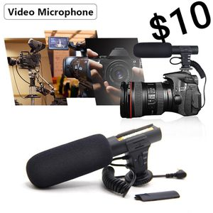Video Microphone,Photography Interview MIC Microphone Camera universal (3.5mm Interface) for Sale in Los Angeles, CA