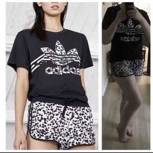 ADIDAS INKED T-SHIRT & MATCHING SHORTS OUTFIT SET for Sale in Mountlake Terrace, WA