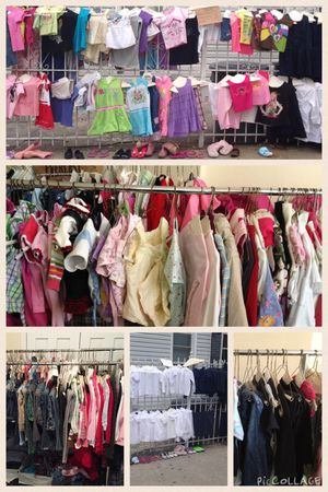 Kids (mostly girls) clothes and maternity clothes for Sale in Brooklyn, NY