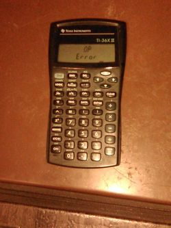Texas Instruments Calculator for Sale in Lehigh Acres,  FL