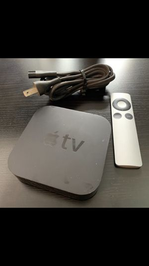 Apple TV gen 3 for Sale in Cherry Hill, NJ