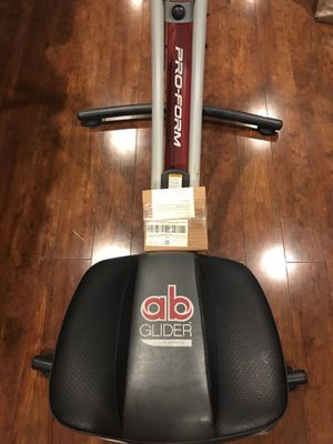Used, Ab Glider Exercise Machine for Sale for sale  Bronx, NY