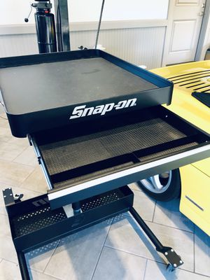 Snap on tools automotive service tray cart - like new for Sale in Atlanta, GA