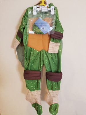 Teenage mutant ninja turtle costume for Sale in Apopka, FL