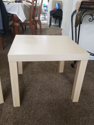 End tables for Sale in Frederick, MD