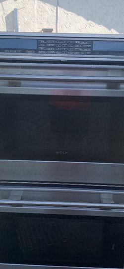 Wolf Double Oven for Sale in Jurupa Valley,  CA