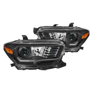2016-2021 Toyota Tacoma Black Factory Style Projector Headlights for Sale in Anaheim, CA