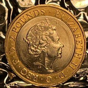 2016 2£ Shakespeare Error Coin for Sale in Campbell, CA