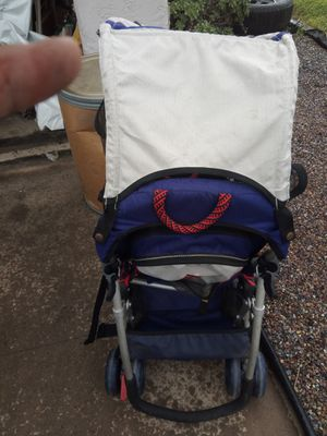 Kelly 2 in 1 small Baby stroller and back pack for Sale in San Diego, CA