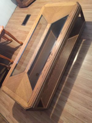 Coffee table. 18x56. Excellent condition for Sale in Phoenix, AZ