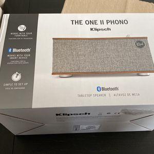 Klipsch The One II Phono Speaker for Sale in Mesa, AZ