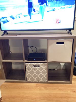 Tv console storage table for Sale in Boston, MA