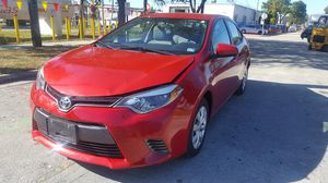 2016 Toyota Corolla Le for Sale in Hialeah, FL