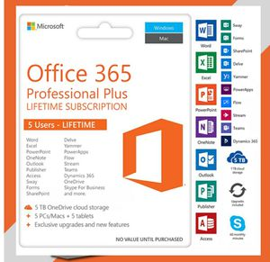 Office 365 Lifetime for Sale in Colorado Springs, CO
