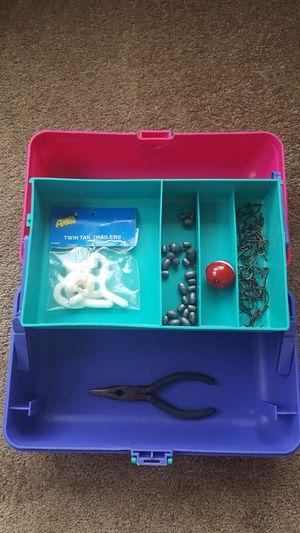 DIY Tackle box for Sale in Nashville, TN