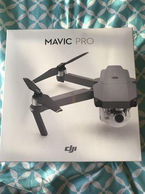 DJI Mavic Pro Black Drone for Sale in Winter Haven, FL