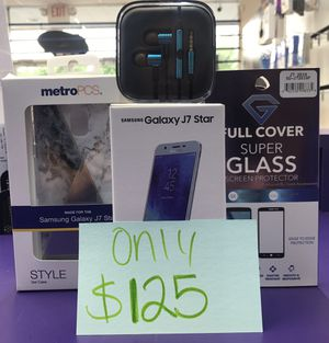 Galaxy J7 Star only at 2833 Gulf Creek Dr STE A-3 Houston, TX, 77012 for Sale in Houston, TX