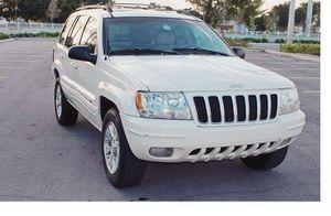 Runs Good 2004 Jeep Grand Cherokee AWDWheels for Sale in San Francisco, CA
