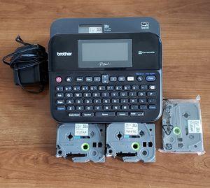 Brother P-Touch PT-D600 Label Maker for Sale in Manassas, VA