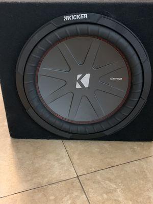 Music car speakers. Música de carro for Sale in Miami, FL