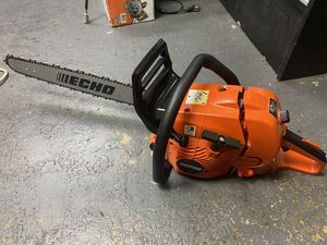 Like new Echo 590 Timberwolf chainsaw only asking $360 for Sale in La Habra, CA