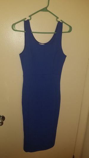 Blue bodycon dress. for Sale in Alexandria, VA