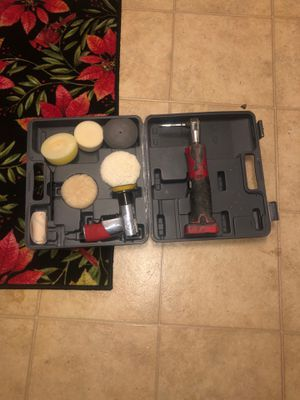 Matco buffer/DJ and Snap-on for Sale in Lake Forest, CA