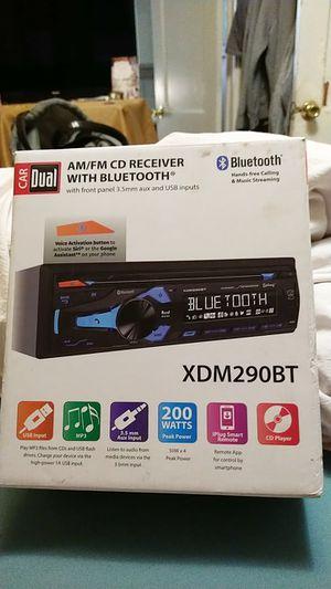 DUAL AM/FM CD RECIEVER for Sale in Wichita, KS