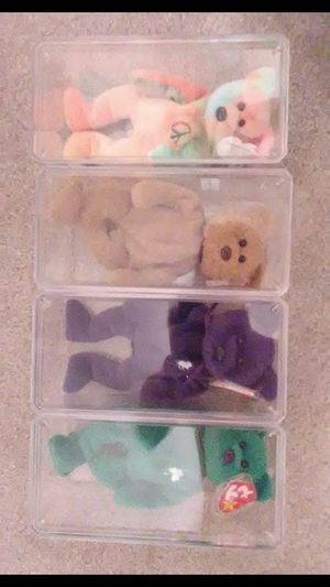 Beanie babies for Sale in Maumelle, AR