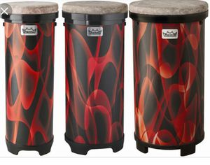 3 set nesting Remo Tubano Drums for Sale in Lexington, KY