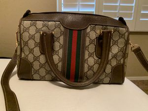 Authentic Gucci Boston Bag for Sale in Phoenix, AZ
