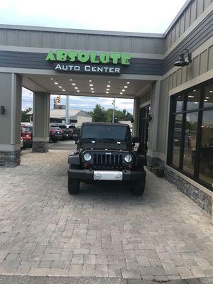 2010 Jeep Wrangler Sahara for Sale in Murfreesboro, TN