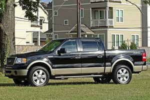 2006 Ford F-150 4X4 Lariat SuperCrew Cab for Sale in Fort Wayne, IN
