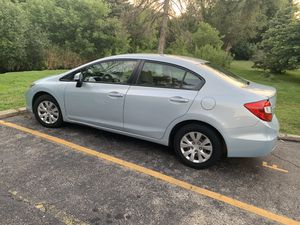 2012 HONDA CIVIC for Sale in Bull Valley, IL
