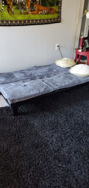 Futon Convertible Reclining Folding Lounge Couch Sofa Bed for Sale in Fairfax, VA