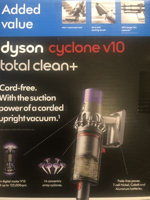 Dyson cyclone V10 total clean (NEW) for Sale in Phoenix, AZ
