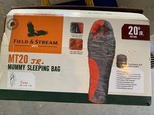 Children's 20 degree mummy sleeping bags for Sale in San Bernardino, CA