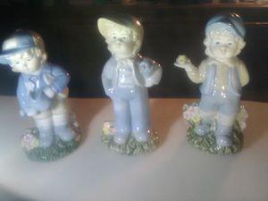 Ceramic boys for Sale in Spring Valley, CA