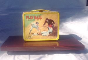 Vintage PlayBall original lunchbox collectible for Sale in Los Angeles, CA