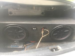 Amplifier and Speakers for Sale in Irving, TX