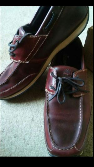 Size 11.5 mens timberland loafers still like new great condition $60 price firm and buyer must come to me for Sale in Washington, DC