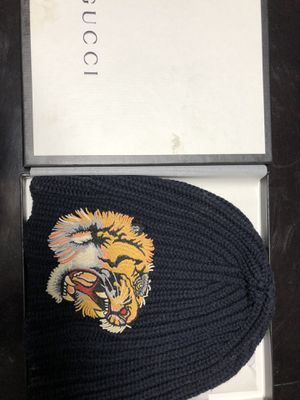 Gucci, wool hat, tiger, beanie for Sale in Bremerton, WA