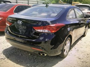 2013 Hyundai Elantra all parts available for Sale in Miami Gardens, FL