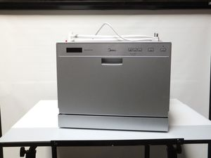 Countertop Dishwasher Compact Stainless Steel Small For RV Mobile Home Studio Apartment Midea MDC3203DSS3A for Sale in El Cajon, CA