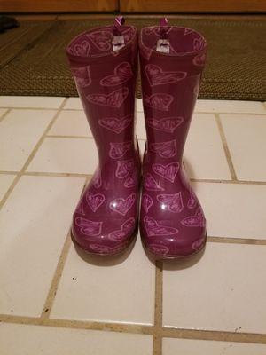 Size 7/8 Rain Boots for Sale in Aurora, IL