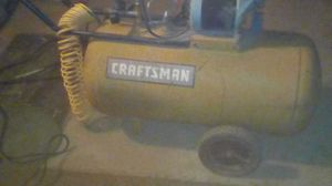 Craftsmen compressor for Sale in Bakersfield, CA