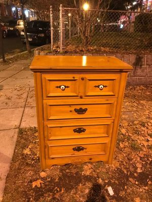 Wood Dresser - Will Deliver for Sale in Washington, DC